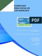 Estudio de Mercado de la vivienda social en Huancayo