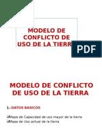 Metodologia para modelo de mapa de conflicto