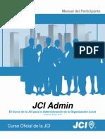 22 JCI Admin Manual ESP 2013 01