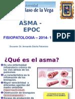 Fisiopatologia Asma-epoc-Adp.pptx Enero 2014