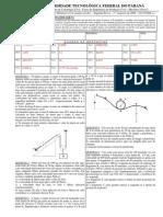 prova mecanica geral 2 utfpr 12015