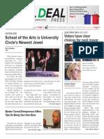 The Real Deal Press • October 2015 • Vol 2 # 7