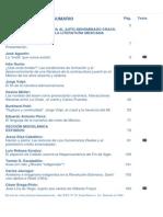 Indice - Revista de Crítica Literaria Latinoamericana, Año 30, No. 59 (2004)