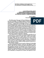 Muller, Gesine - Las Novelas Del Boom Como Provocación Canónica - Revista de Crítica Literaria Latinoamericana, Año 30, No. 59 (200