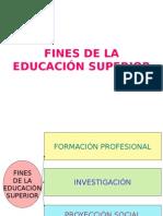 2 Fines de La Educación Superior