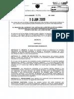 decreto 2171 reglamento 2009