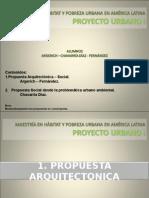 Proyecto urbano La Ferrere