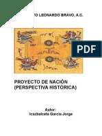 Antologia Proyecto de Nacion