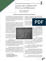 A1-Reproducción de Plántulas de Hortalizas