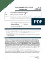 17. Authorization to 10-05-15