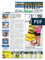 October 2, 2015 Strathmore Times