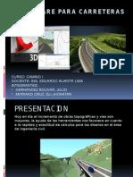 4 Software Para Carreteras