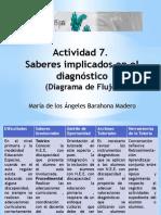 Saberes Implicados en El Diagnóstico Del Tutor