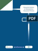 Educación Artística en Iberoamérica