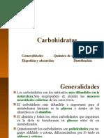 Clase de Carbohidratos 17-08-15