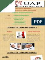 5. Contratos internacionales