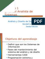 El Rol Del Analista de Sistemas