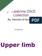 5th Medicine OSCE Collection 5
