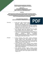 SK Penetapan Hasil Seleksi PPD-2013-PPKED UNHAS