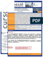 52382 -La Programación Docente en Educación No Universitaria Desde Una Perspectiva Competencial (5ª Edición)