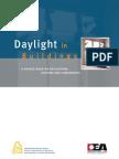 20629719 Lighting Handbook Daylight in Buildings a Source Book
