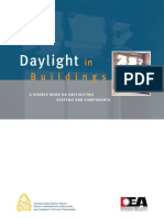20629719 Lighting Handbook Daylight in Buildings a Source Book