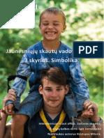 Jaunesniųjų skautų vadovo knyga. 3 skyrius