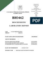 Lab Soap Biochem