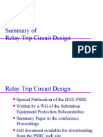 Relay Trip circuit.ppt