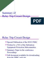 Relay Trip circuit.ppt