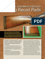 Recoil Pads