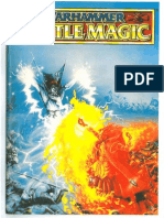 Warhammer FB - Rulebook - Warhammer Battle Magic (4E) - 1992