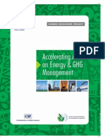 Accelerating Action on Energy GHG Management