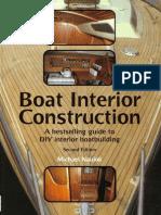 Ship Building - Boat Interior Constrution
