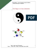 Taoísmo (YinYang) e Os Cinco Elementos