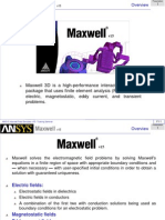 00 1 Maxwell Overview Training v15