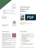 PetroSavers Brochure - New