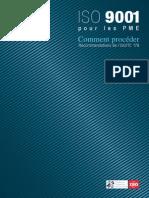 ISO 9001 Pour les PME