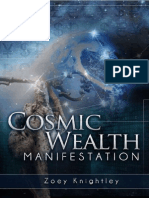 Getting Started with wealth manifestation