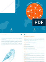 inicciaicion ornitologia