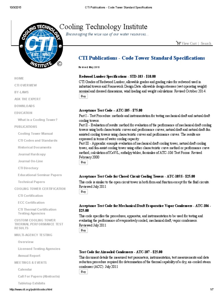 Cti publications lumber specification technical standard 1betcityfo Gallery