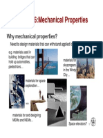 EGN3365 Mechanical Properties
