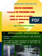 SESION 06 - HIDROCINEMATICA