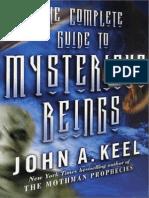 Mysterious Beings - John Keel (2)