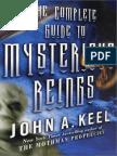 Mysterious Beings - John Keel