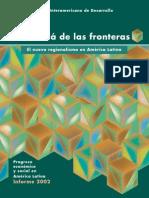 El Nuevo Regionalismo en América Latina