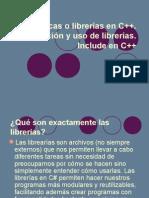 Librerias en C#