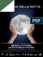 Brescia- Notte Della Cultura - 3 Ottobre 2015-2