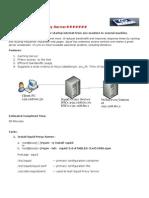 Squid Proxy Server for SBM