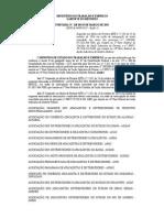 Portaria MTE n.º 220 (Suspende o Anexo 5 Da NR-16 - (Associações de Atacadistas)